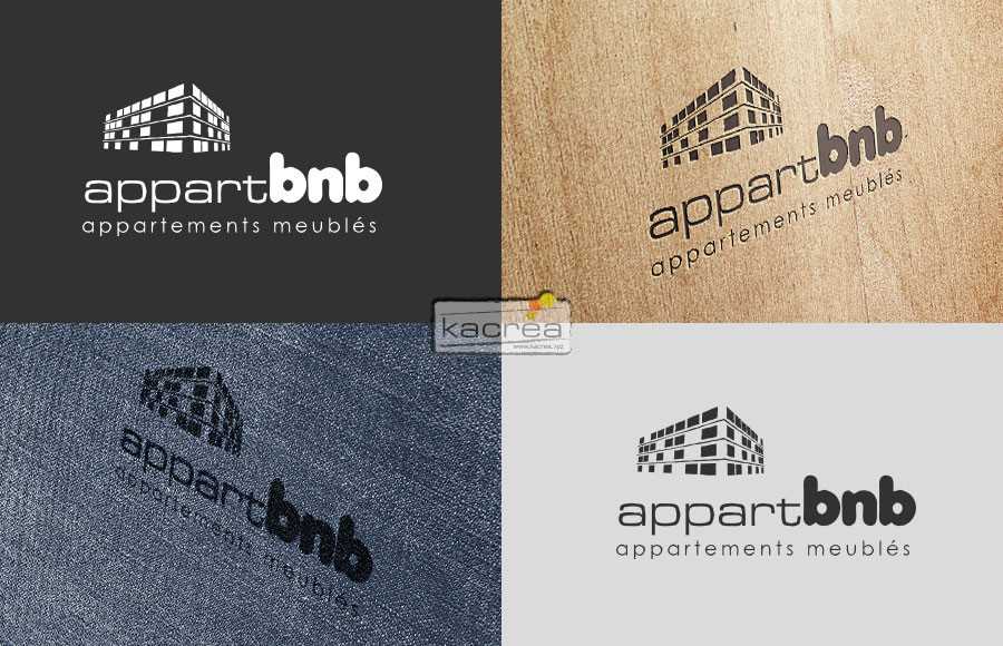 AppartBNB Logo by KACREA